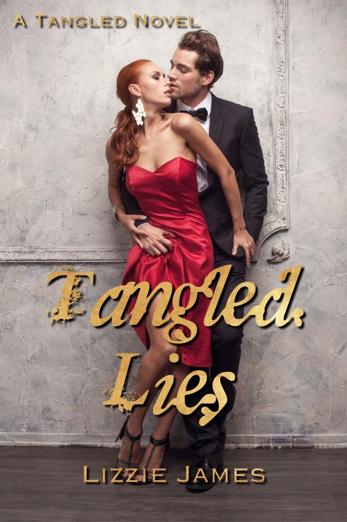 Tangled Lies Cover