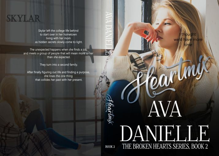 heartmix paperback